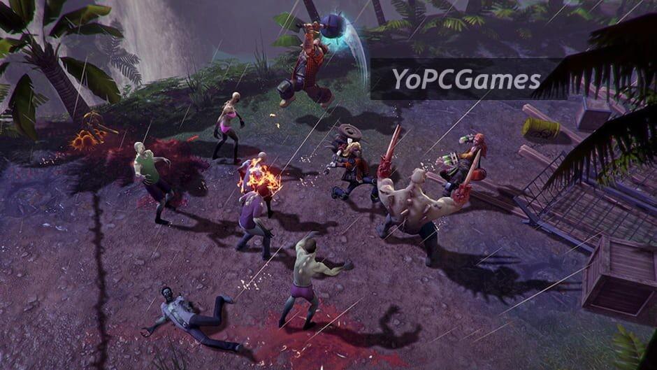 dead island: epidemic screenshot 2