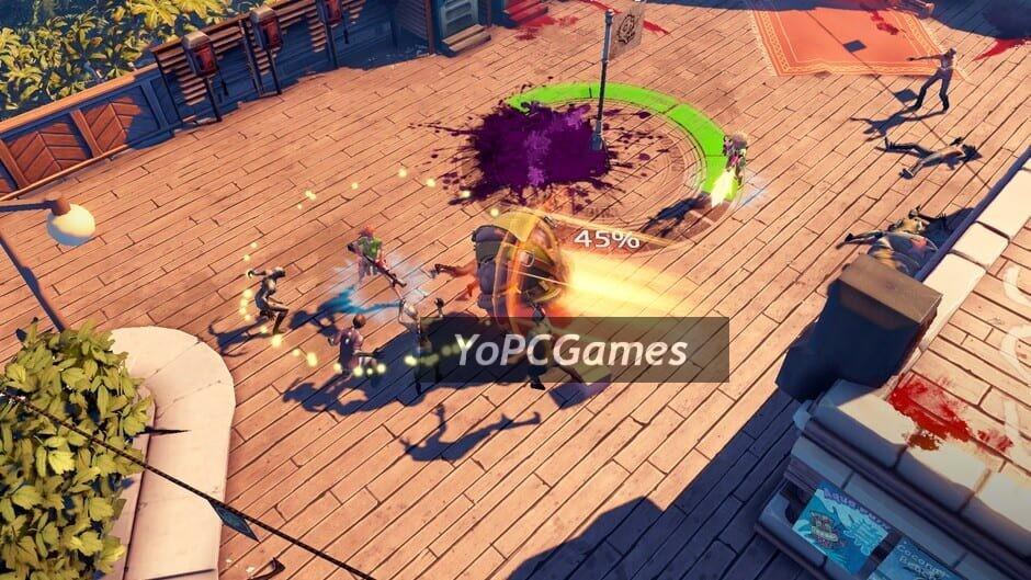 dead island: epidemic screenshot 4