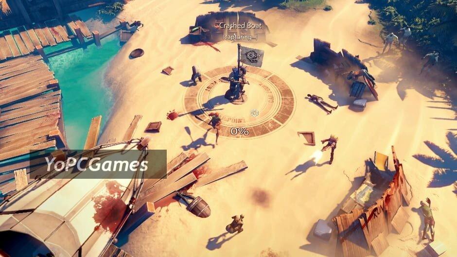 dead island: epidemic screenshot 5