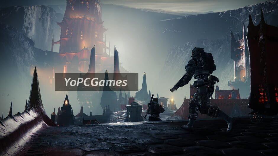 destiny 2: shadowkeep screenshot 1