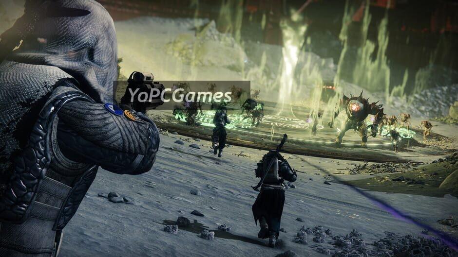 destiny 2: shadowkeep screenshot 3