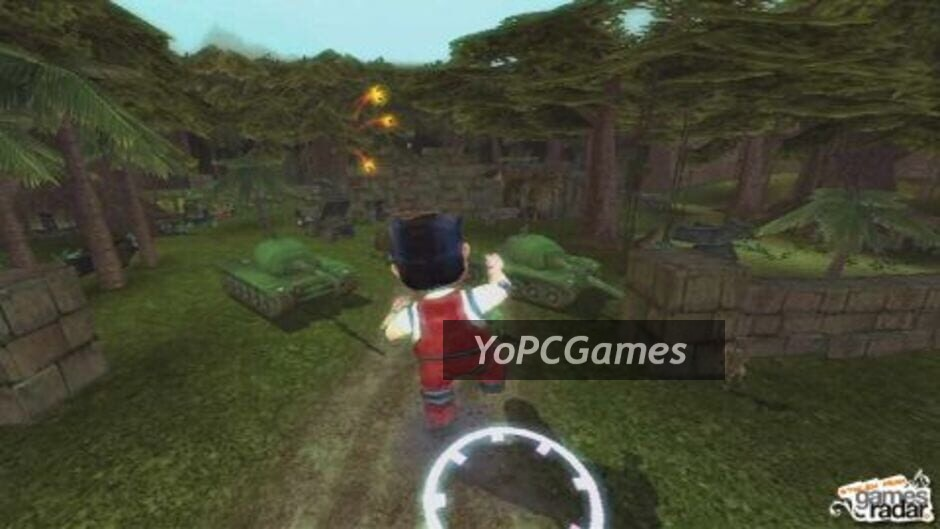 destroy all humans! big willy unleashed screenshot 1