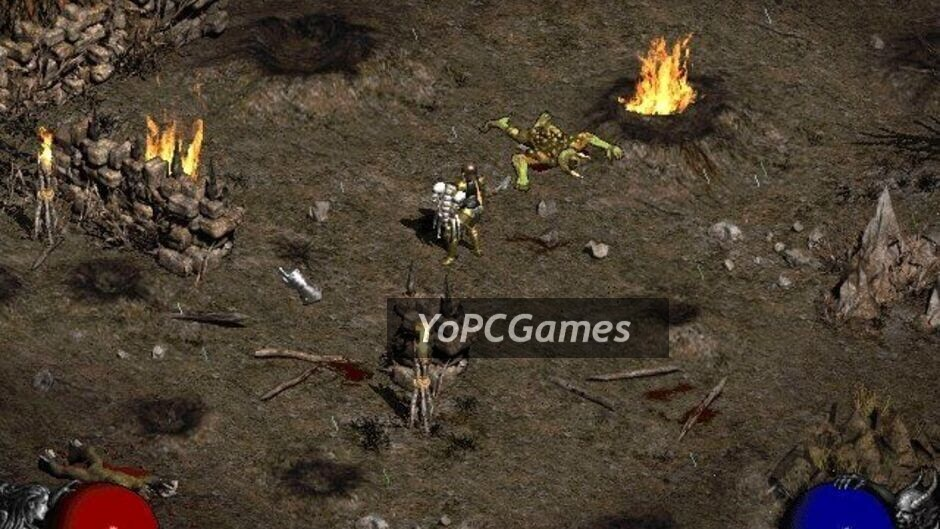 diablo ii: lord of destruction screenshot 1