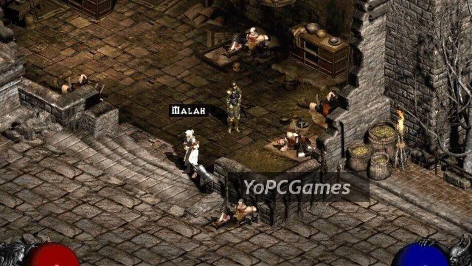 diablo ii: lord of destruction screenshot 2