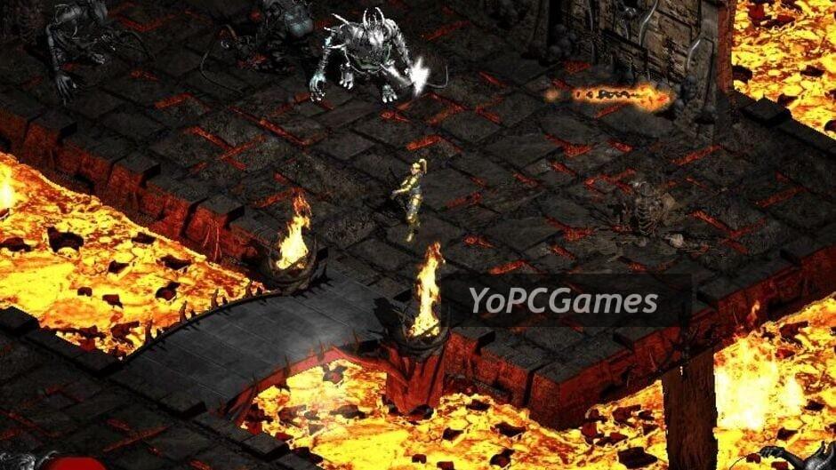 diablo ii: lord of destruction screenshot 4