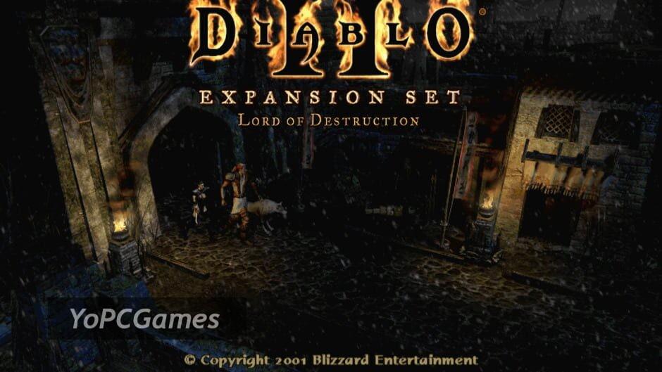 diablo ii: lord of destruction screenshot 5