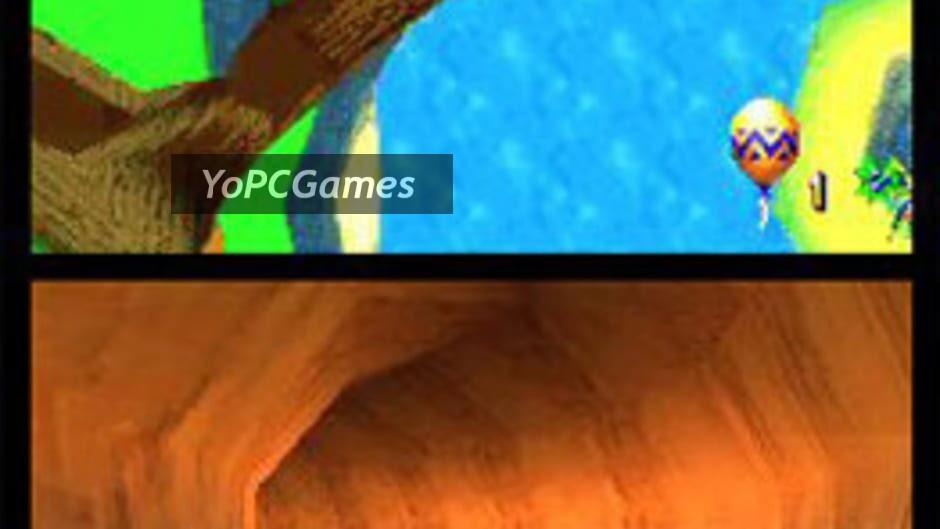 diddy kong racing ds screenshot 4