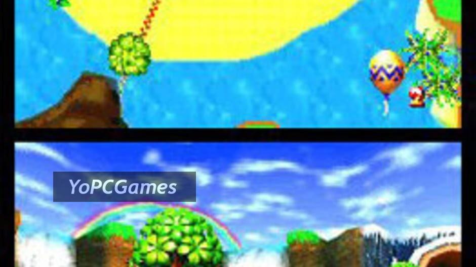 diddy kong racing ds screenshot 5