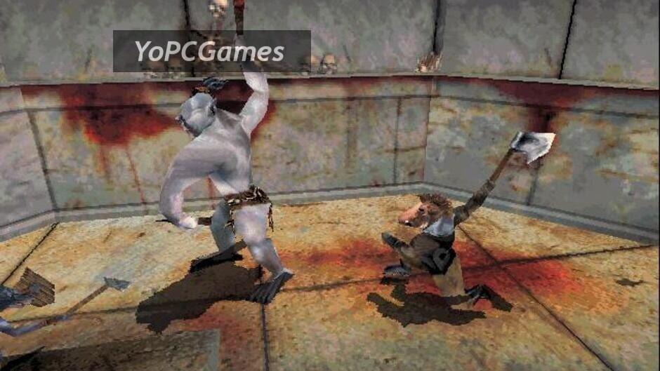 die by the sword screenshot 1