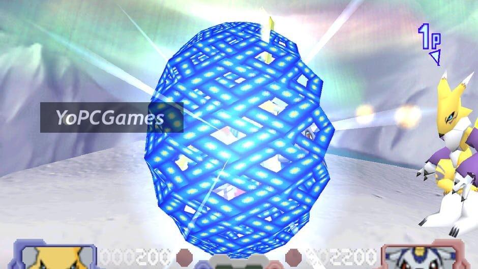 digimon rumble arena screenshot 1