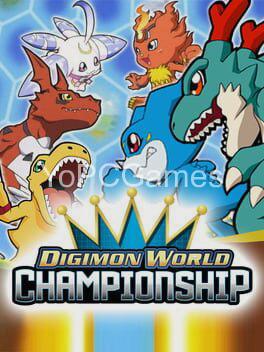digimon world championship pc game