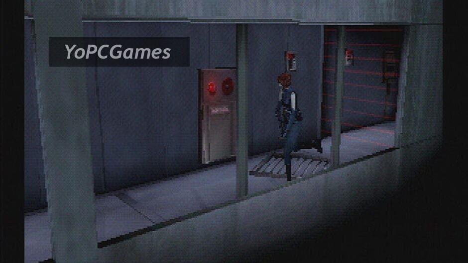 dino crisis screenshot 2