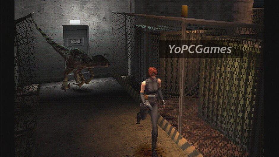 dino crisis screenshot 3