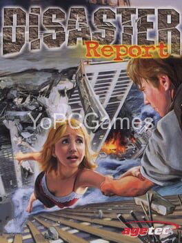 disaster report cover