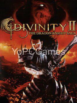 divinity ii: the dragon knight saga cover