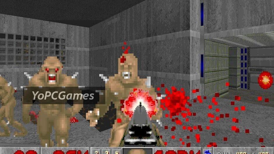 doom ii: hell on earth screenshot 2