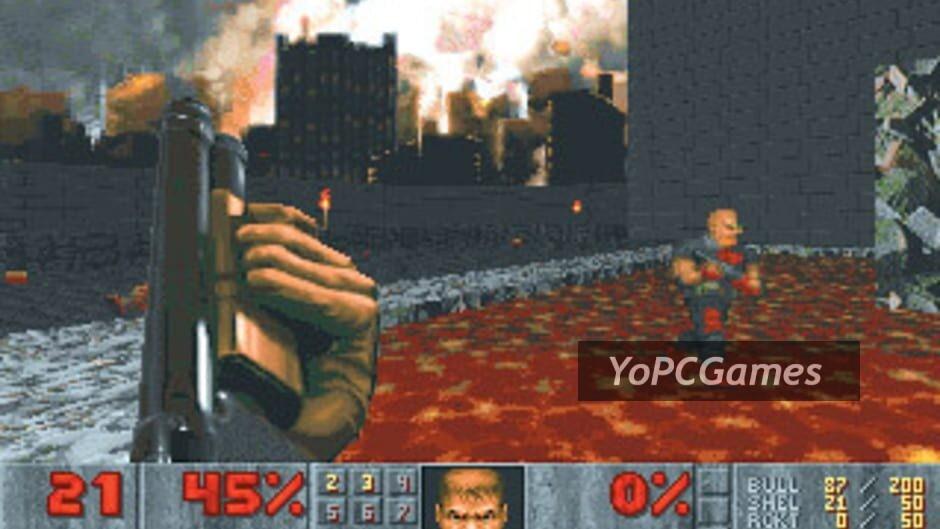 doom ii: hell on earth screenshot 3