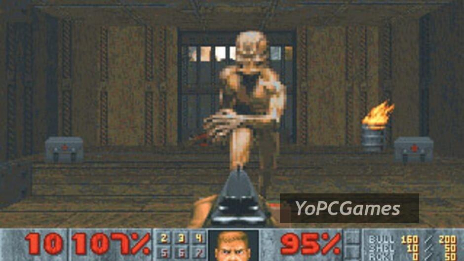 doom ii: hell on earth screenshot 4