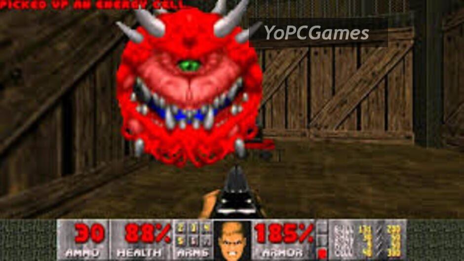 doom ii: hell on earth screenshot 5