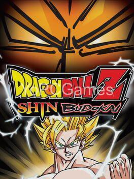 dragon ball z: shin budokai cover