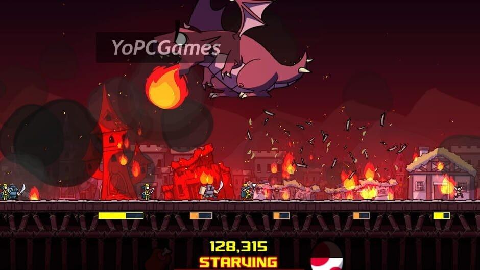 dragon rage screenshot 3
