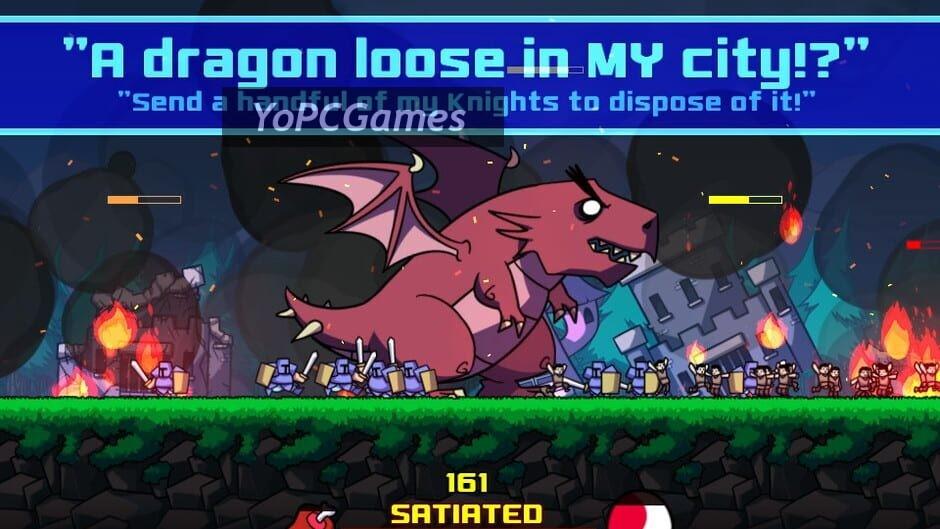 dragon rage screenshot 4