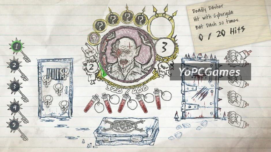 drawn to death screenshot 2