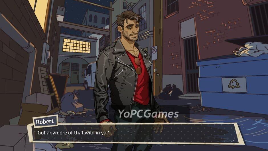 dream daddy: a dad dating simulator screenshot 2