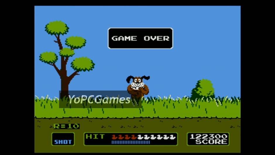 duck hunt screenshot 1