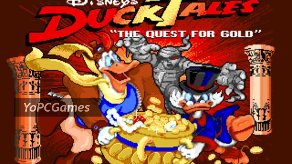 ducktales: the quest for gold screenshot 2