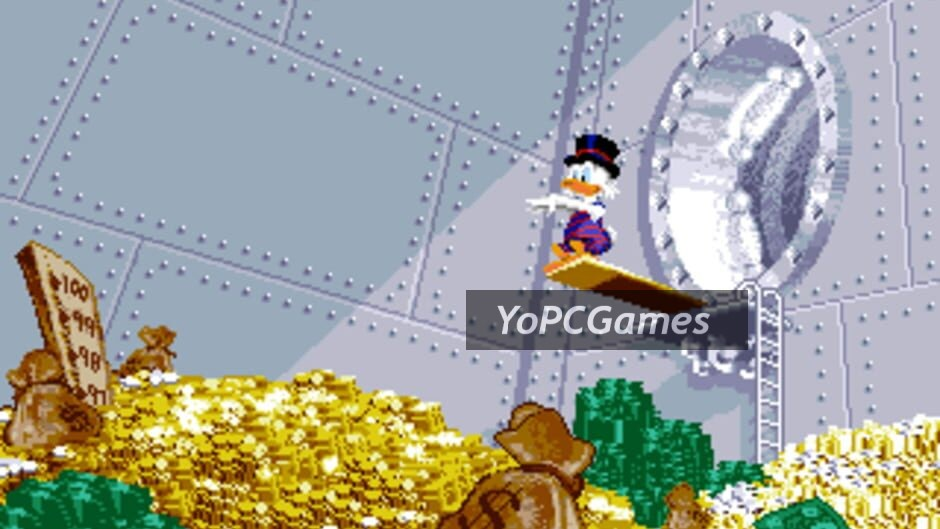 ducktales: the quest for gold screenshot 4