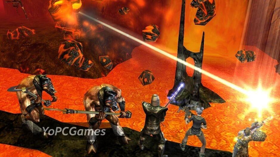 dungeon siege screenshot 1
