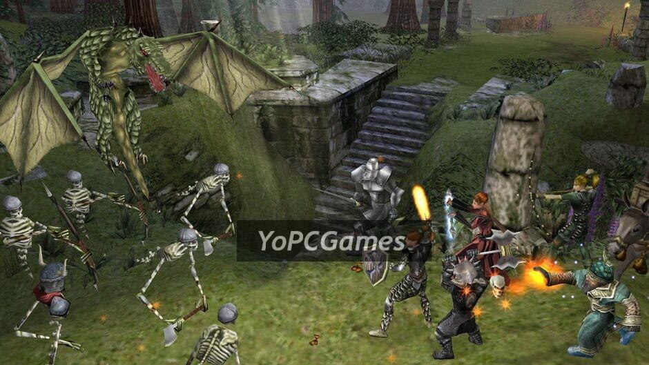 dungeon siege screenshot 3