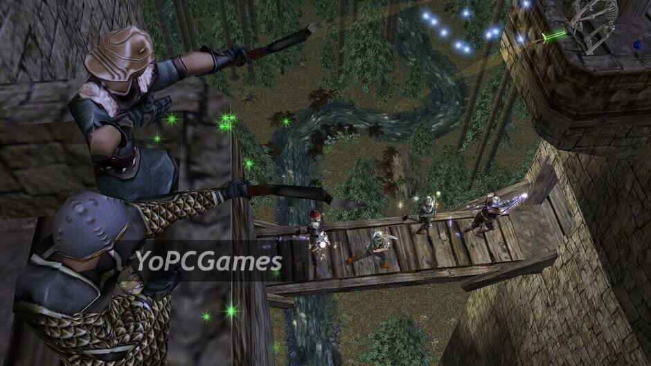 dungeon siege screenshot 4