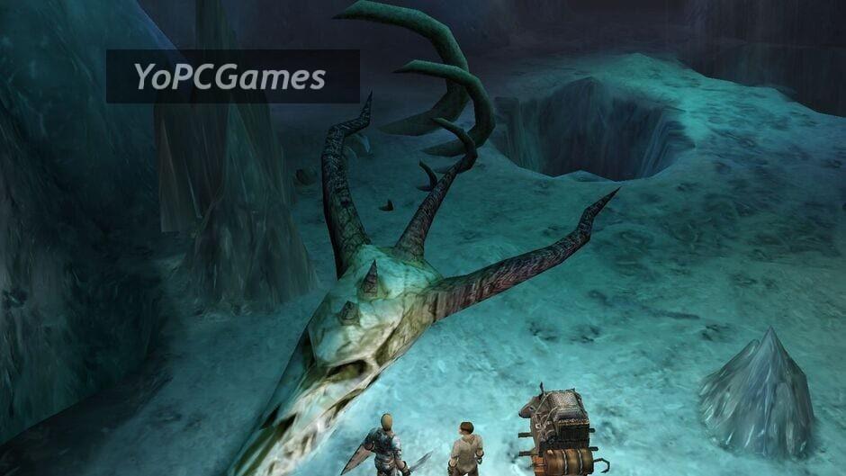 dungeon siege screenshot 5