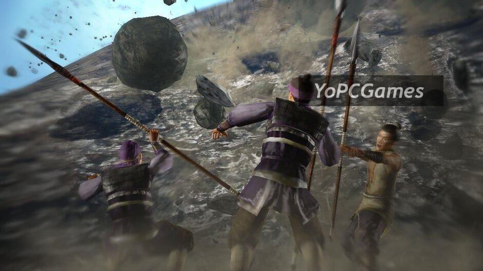 dynasty warriors 7: empires screenshot 2