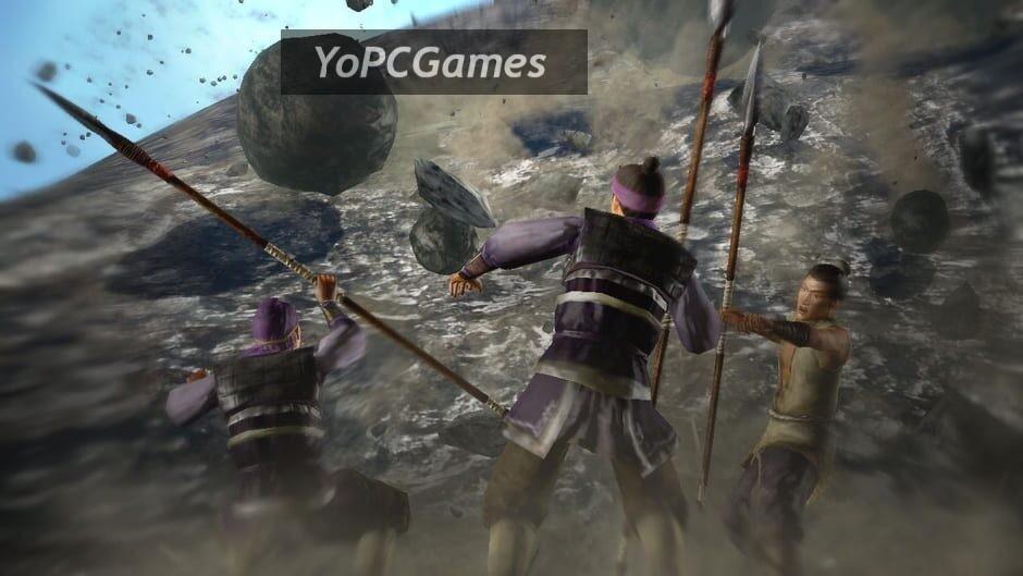 dynasty warriors 7: empires screenshot 5