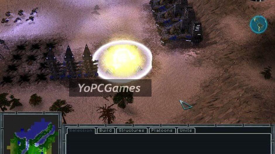 earth 2150: lost souls screenshot 2