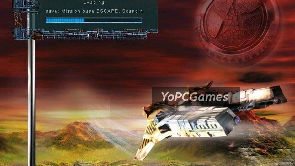 earth 2150: lost souls screenshot 4