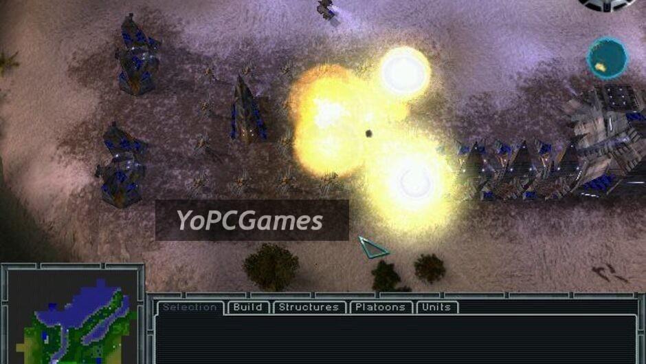 earth 2150: lost souls screenshot 5