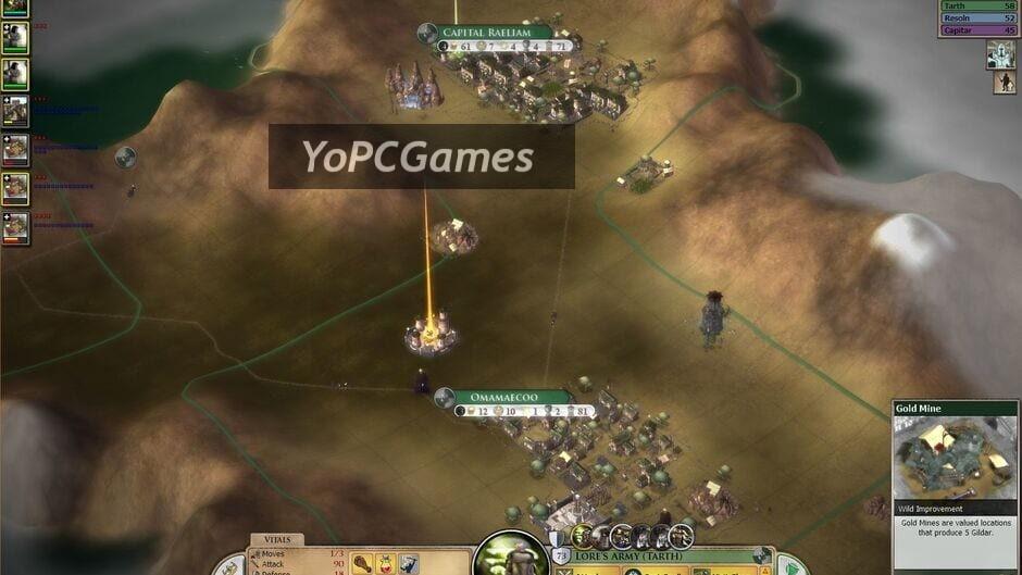 elemental: war of magic screenshot 3