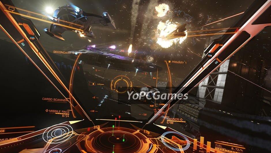 elite dangerous: horizons screenshot 1