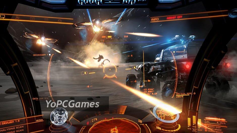 elite dangerous: horizons screenshot 2
