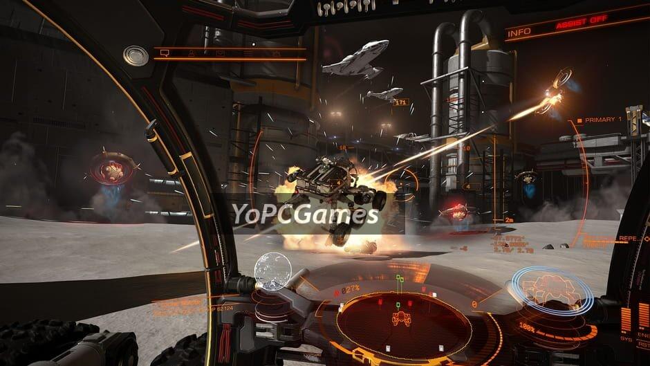 elite dangerous: horizons screenshot 5