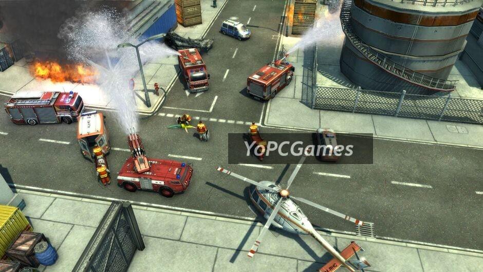 emergency 2012 screenshot 1