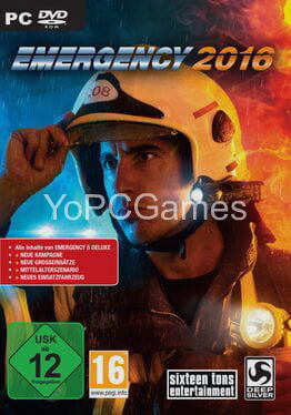 emergency 2016 game