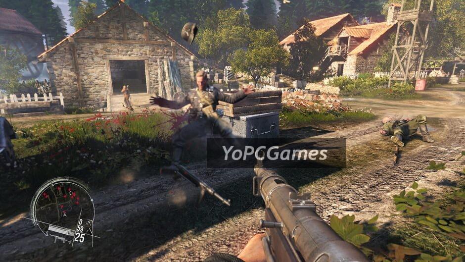 enemy front screenshot 2