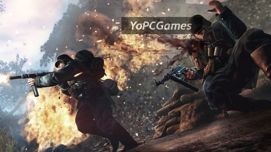 enemy front screenshot 3
