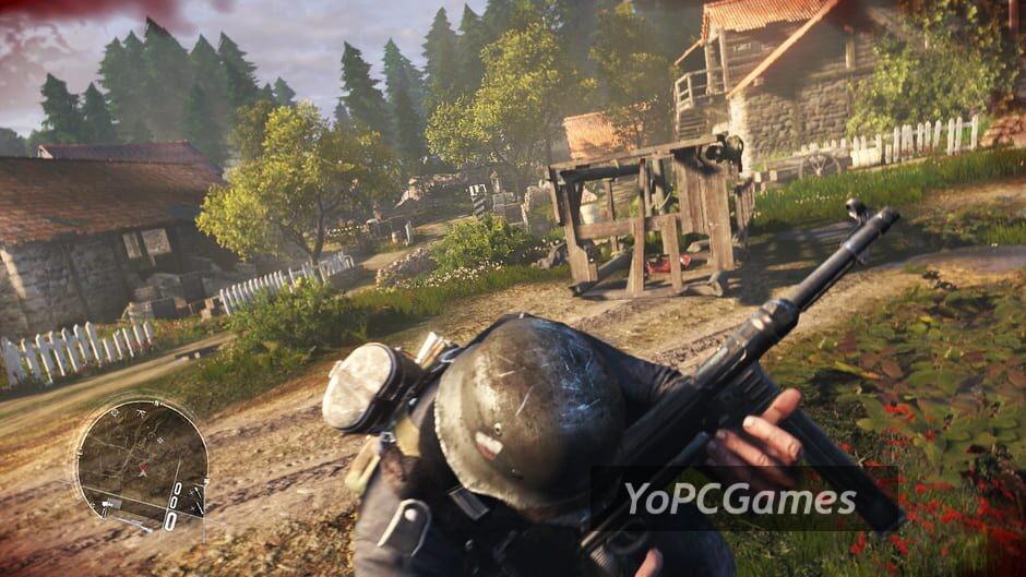 enemy front screenshot 4