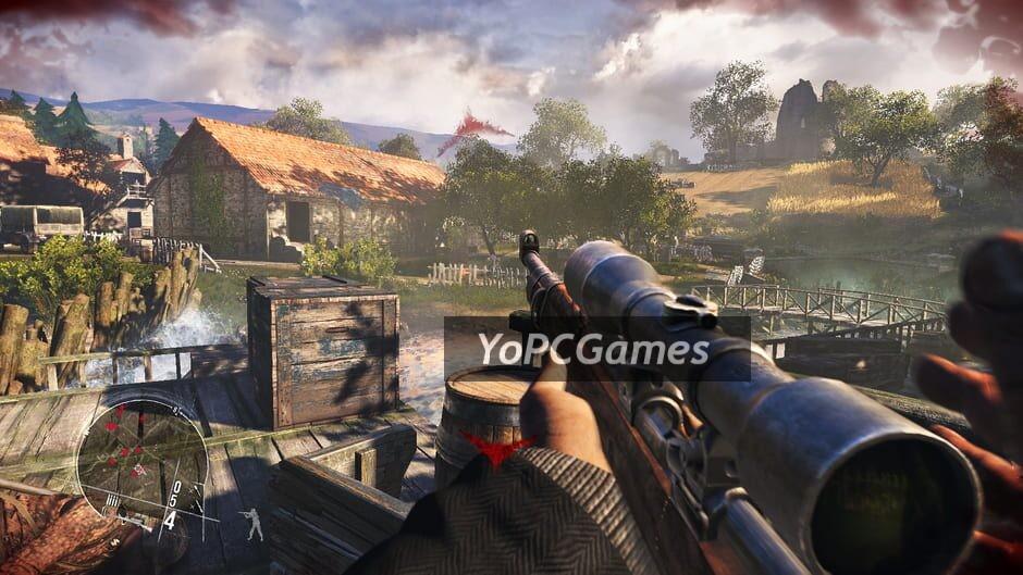 enemy front screenshot 5